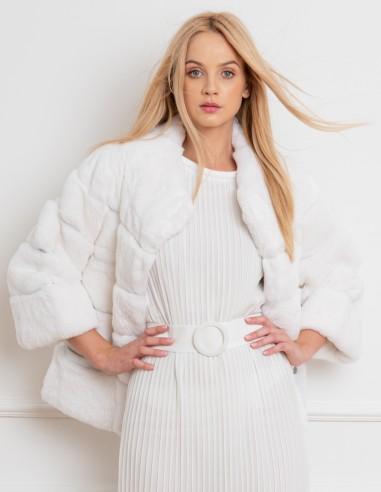 Fur coat 2535F1