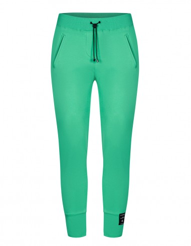 Spodnie dresowe ze zwężoną nogawką