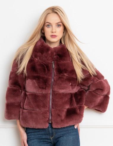 Fur coat 2534F1
