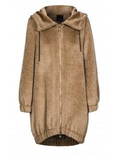 Płaszcz z alpaki zapinany...