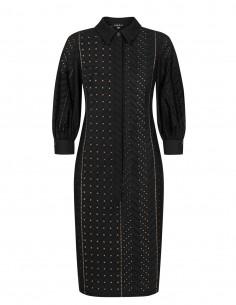 Sukienka haftowana 2610J2