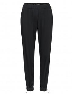 Spodnie z elastycznym pasem